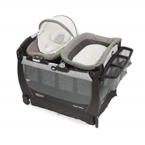 Graco Pack 'N Play Snuggle Suite LX Playard, Fashion