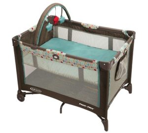 Graco Pack 'n Play On the Go Playard twister