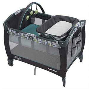 Graco Pack 'n Play Reversible Napper & Changer Playard LX, Boden